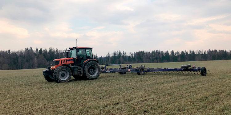 В «РОТА-АГРО» набирают ход весенне-полевые работы