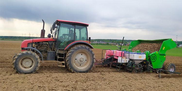 Более 3 тысяч тонн картофеля планируют собрать в этом году в «РОТА-АГРО»